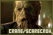 Batman: Jonathan 'The Scarecrow' Crane: